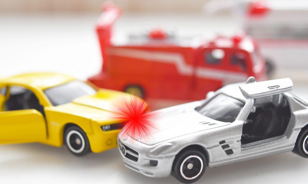 交通事故治療(自賠責保険)